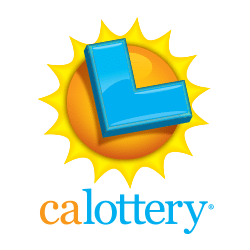 CA Lottery Logo