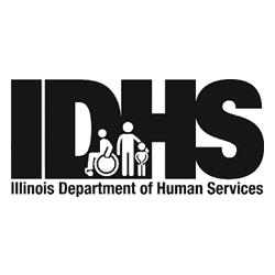 IDHS Logo