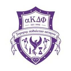 aKD Phi Logo